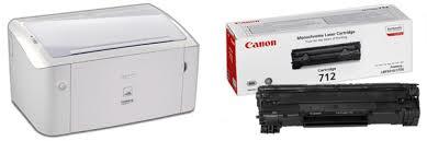 Как заправить картридж canon lbp 3010?