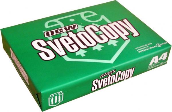 Бумага Svetocopy — гармоничное сочетание высокого качества и доступной стоимости