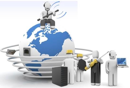 Компания «ИТ Спектр»   весь спектр IT услуг  в Москве и Московской области.