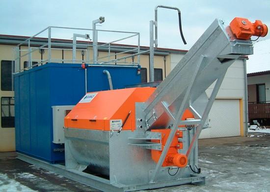Системы рециклинга BIBKO   эффективность, надежность и простота в эксплуатации.