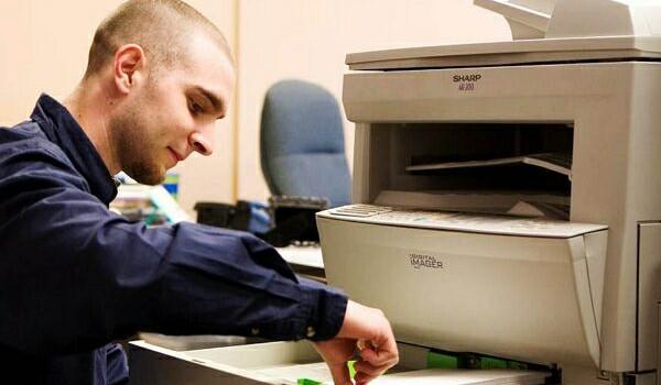 Наиболее частые поломки у принтеров