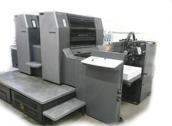 Особенности технологии офсетной печати.