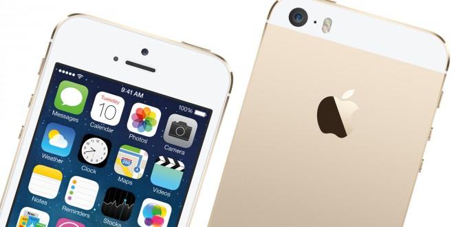 Преимуществ обновленных iPhone 5C и 5S.