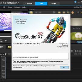 Купить Videostudio Pro x7