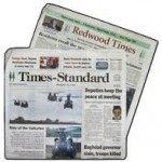 Times Standard уничтожила часть тиража из за мата
