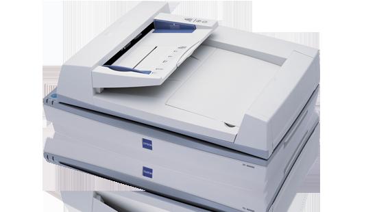 Офисный сканер Epson GT 30000N с устройством автоматической подачи бумаги