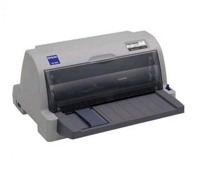 Epson LQ 630 Flatbed   планшетный принтер на 80 колонок