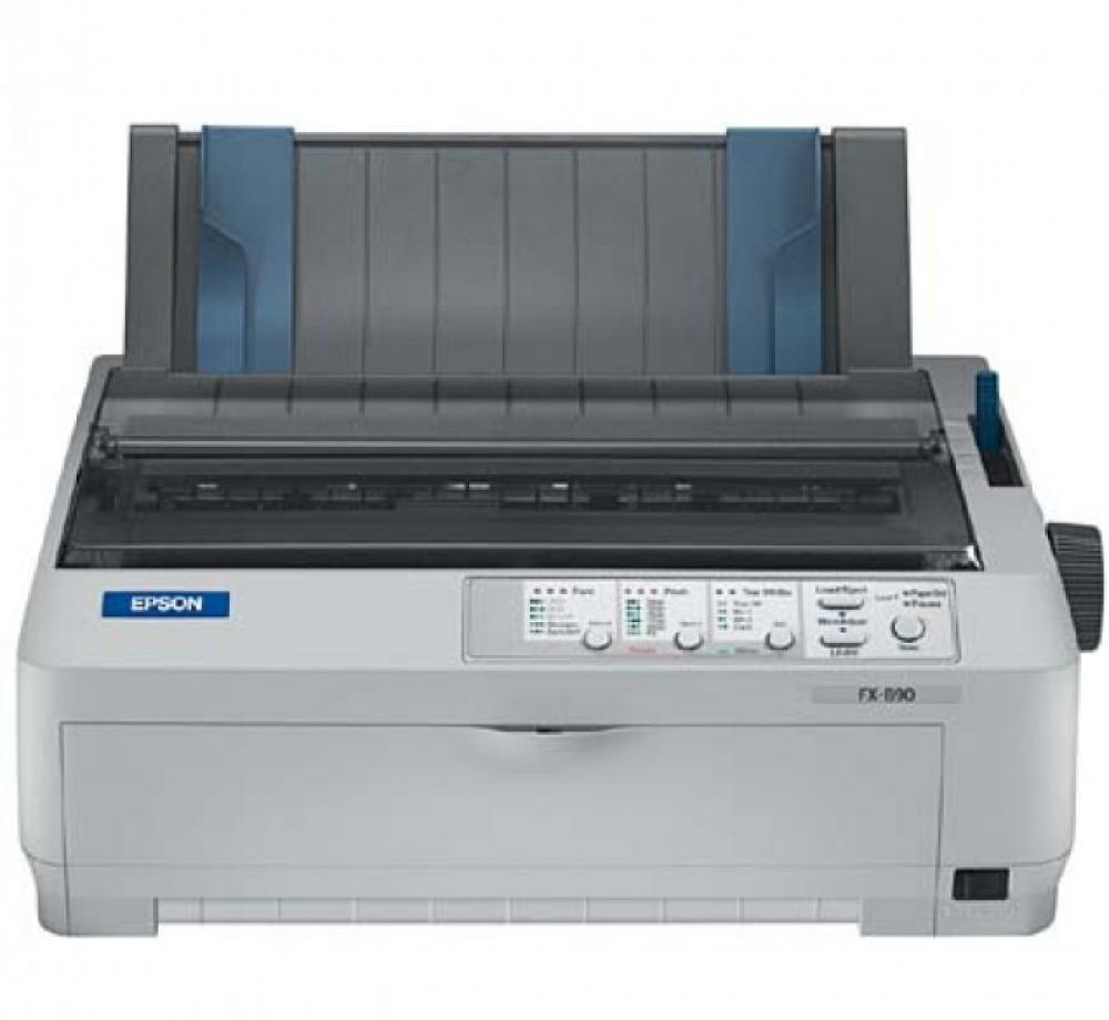 Epson FX 890   Надежный матричный принтер.