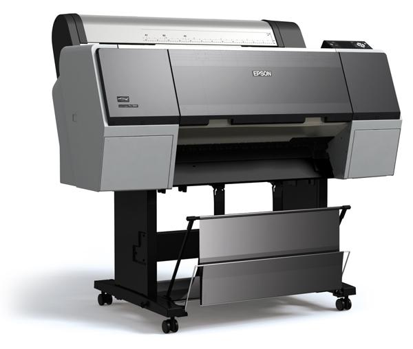 Epson Stylus Pro 7890   широкоформатный принтер А1+ для печати фотографий, репродукций и цветопроб