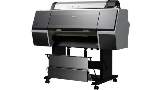 Epson Stylus Pro 7700   высокоскоростной принтер формата А1 для инженерных задач и печати рекламы