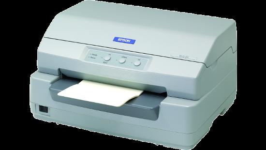 Epson PLQ 20 Passbook   принтер для печати бланков строгой отчетности