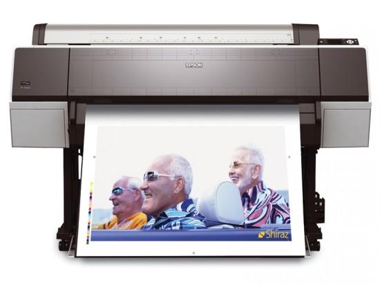 Epson Stylus Pro 9900   выбор бескомпромиcного качества печати