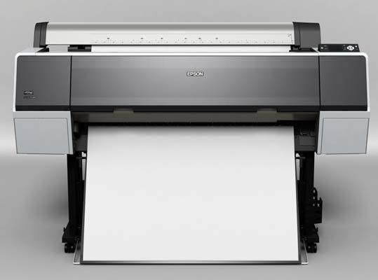Epson Stylus Pro 9890   широкоформатный принтер А0+ для печати фотографий, репродукций и цветопроб