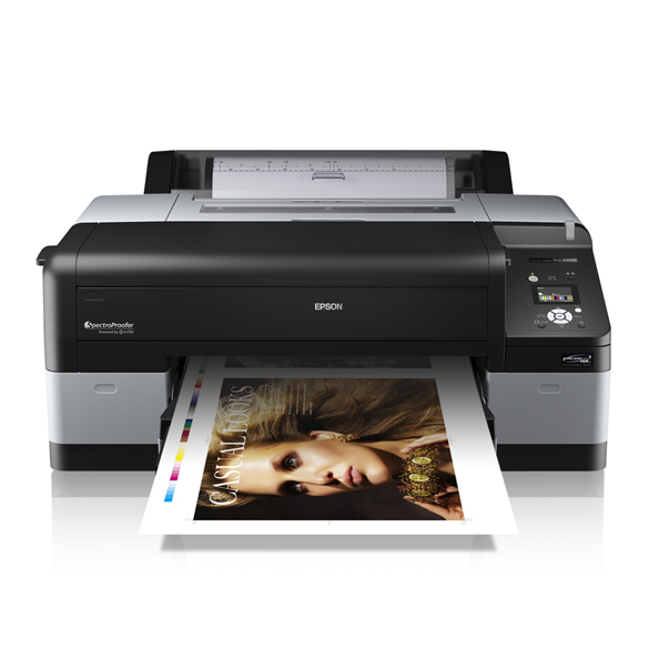 Epson Stylus Pro 4900   принтер для профессиональных фотографов