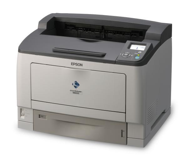 Epson AcuLaser M8000N   высокая производительность в компактном корпусе