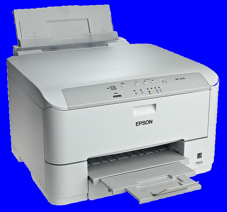 Epson WorkForce Pro WP-4015DN — Бюджетная печать для дома