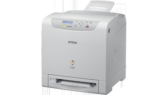 Epson AcuLaser C2900N    эффективная цветная печать для малого офиса