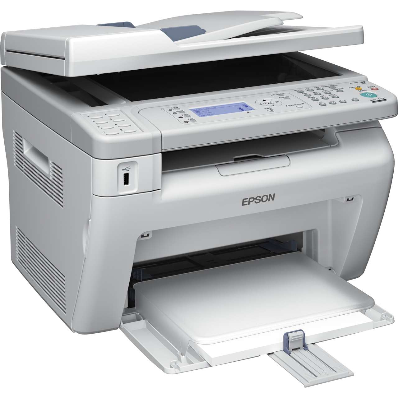 Epson AcuLaser MX14NF   компактное монохромное МФУ с факсом