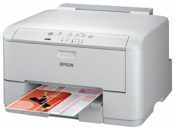 Epson WorkForce Pro WP 4095DN   высокопроизводительный принтер с поддержкой PostScript3