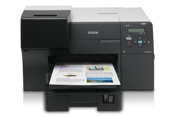 Epson B 510DN   экономичный принтер с широкими функциональными возможностями