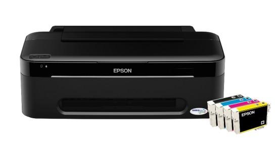 Epson Stylus S22   Самый доступный принтер формата А4 для печати документов и фотографий
