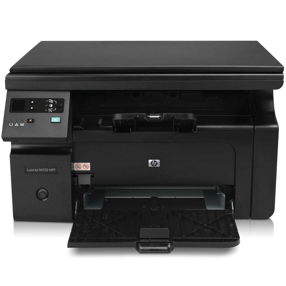 HP LaserJet Pro M1132 MFP   Гениальная простота, предназначенная для выдающихся отпечатков.