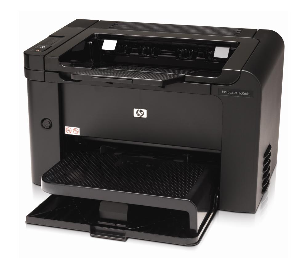 HP LaserJet Pro P1606dn   печать с любого носителя.