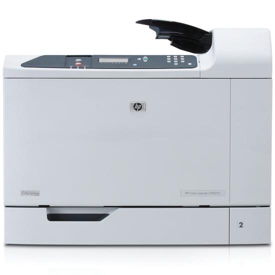 HP Color LaserJet CP6015n   для активной лазерной печати