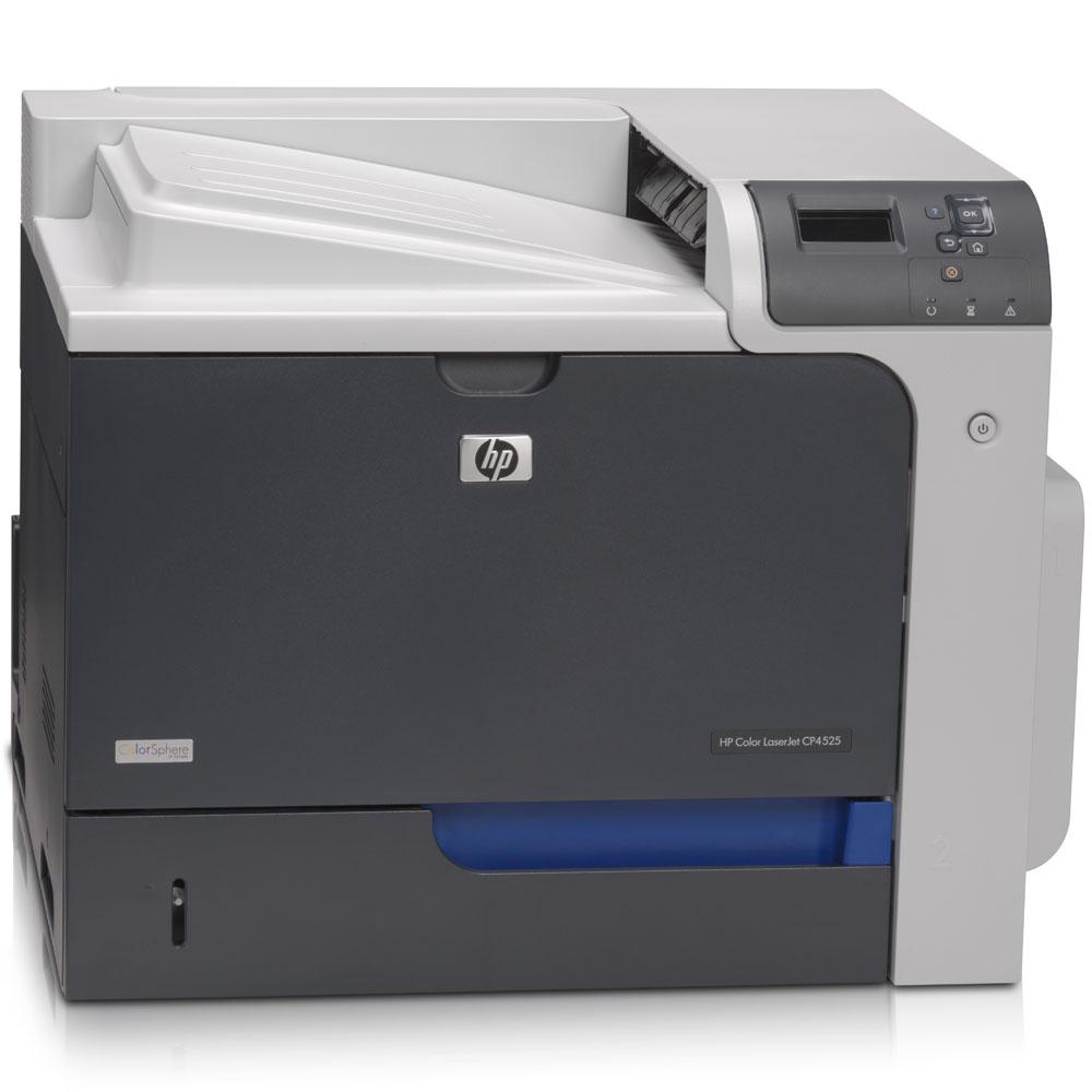 HP Color LaserJet Enterprise CP4525n   высокое качество офисной печати