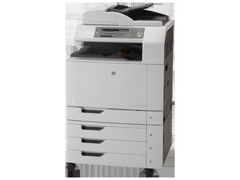 HP Color LaserJet CM6030f   Очень функциональный принтер. Обзор.