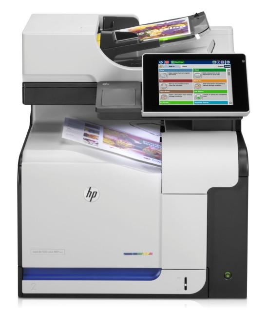 МФП HP LaserJet Enterprise 500 M575dn   первоклассная управляемость и высокая производительность