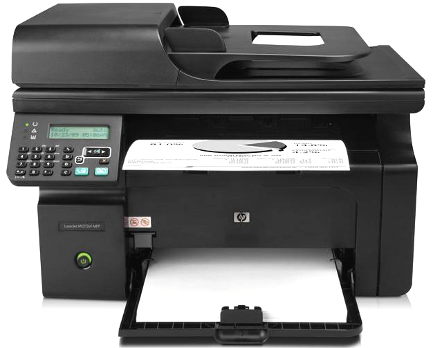 HP LaserJet Pro M1214nfh