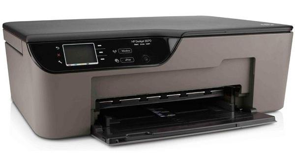 HP Deskjet 3070A e All in One   недорогое беспроводное устройство для дома и офиса