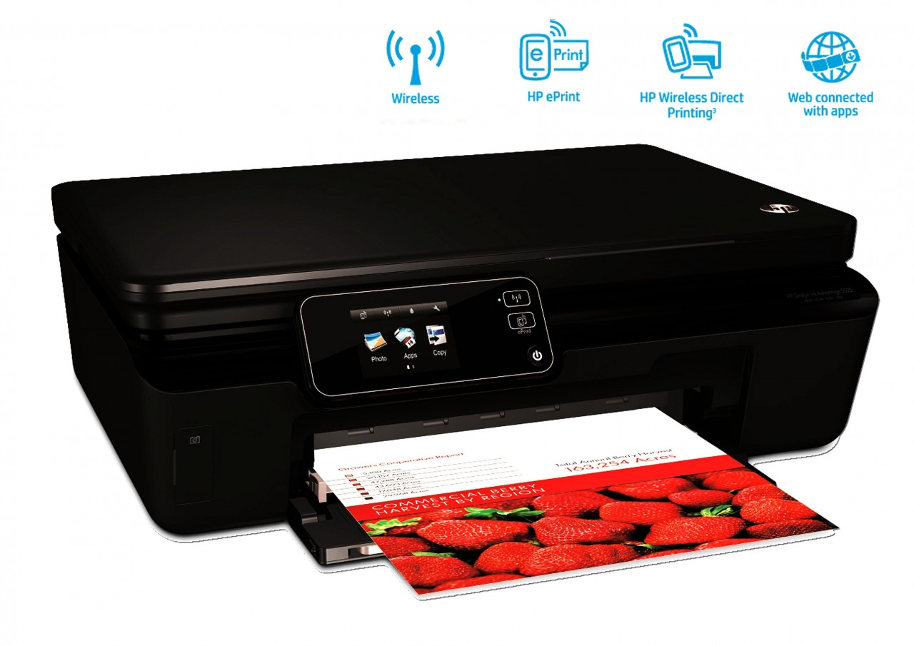 HP Deskjet 5525 Ink Advantage e All in One