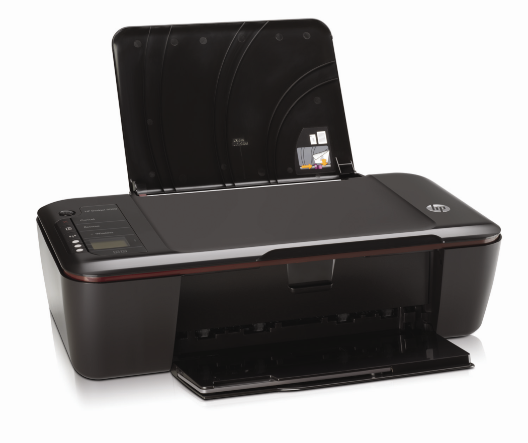 HP Deskjet 3000   недорогая домашняя беспроводная печать.