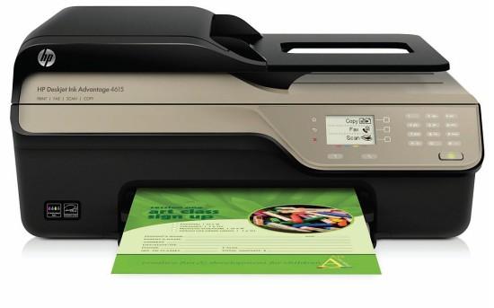 HP Deskjet Advantage 4615 All in One   экономически выгодные большие объемы печати