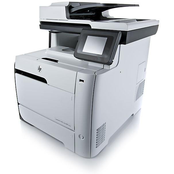 HP LaserJet Pro 400 MFP M475dn   обзор цветного принтера.