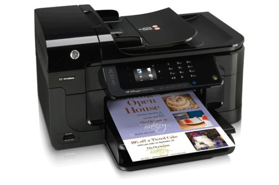 HP Officejet 6500A Plus e All in One   большие объемы формата А3+