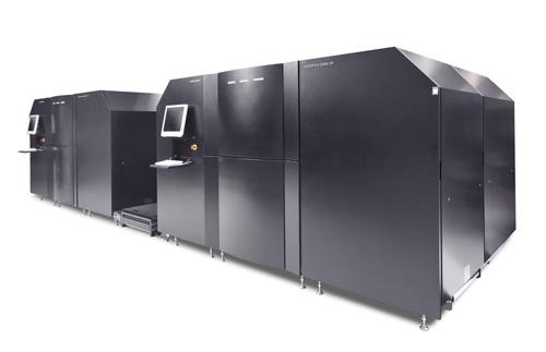 InfoPrint 5000 Volume Platform    платформа для высокой скорости печати