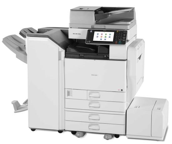 Ricoh Aficio™ MP C3502   надежный офисный партнер
