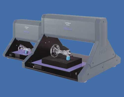 3D Сканеры Roland PIX 4/30   неотъемлемая часть студии спецэффектов.