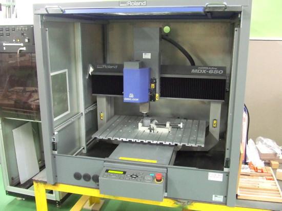 Roland MDX 500/600   Обзор 3D фрезерных станков