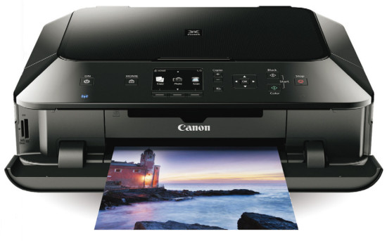Canon PIXMA MG5440   настоящий фотопринтер.