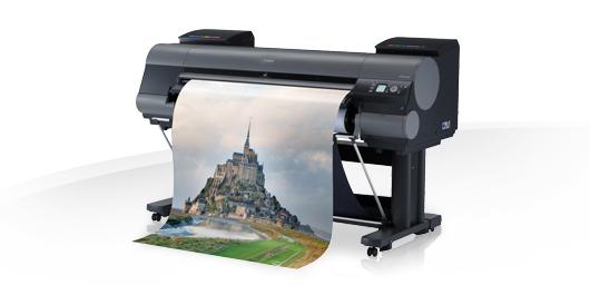 Canon imagePROGRAF iPF8400   12 цветов качества.