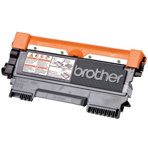 Как заправить картридж brother dcp 7055r?