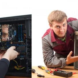 Компьютерный сервис в Киеве. Ремонт и настройка компьютеров на дому и в офисе.