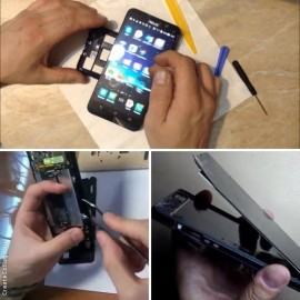 Как осуществляется замена дисплея на смартфонах?