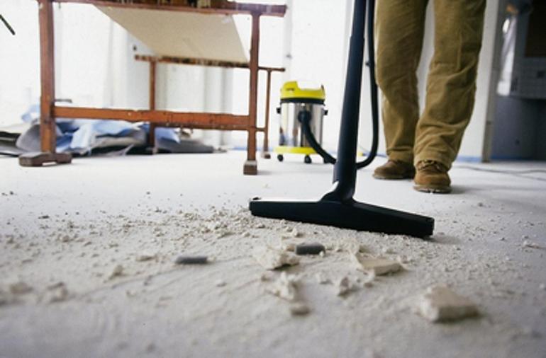 Уборка квартиры после ремонта. Принципы и советы.